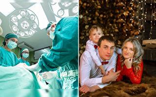 坚强爸为2岁儿痊愈出院 曾因武肺致中风两次病危