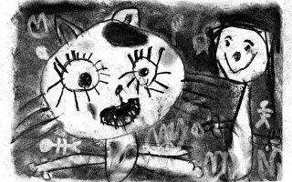 宏其婦幼醫院童顏童語兒童繪畫展  真吸睛