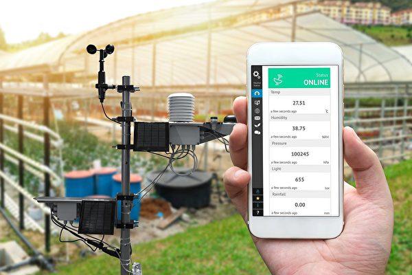 智能農業已經用上了物聯網感應器
