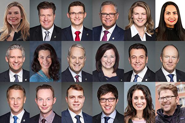 當下更需真善忍 加拿大亞省政要賀大法日