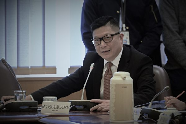 公安部整肃延烧香港 邓炳强涉僭建丑闻曝光