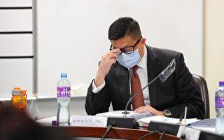 鄧炳強未正面回答「黨員身分」引發熱議