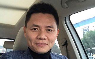 多次公开呼吁中国建立宪政的上海法律学者、前律师张雪忠日前近日在上海遭警方带走。(网络图)