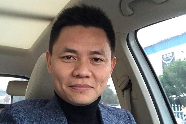 呼吁国民制宪被带走 上海张雪忠已回家