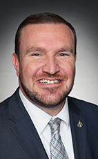 國會議員埃里克‧鄧肯(Eric Duncan)