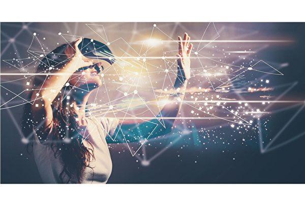 新一代VR可感知建筑物等大型物体