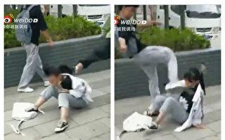 云南12岁女生被4男生殴打视频疯传 慎入