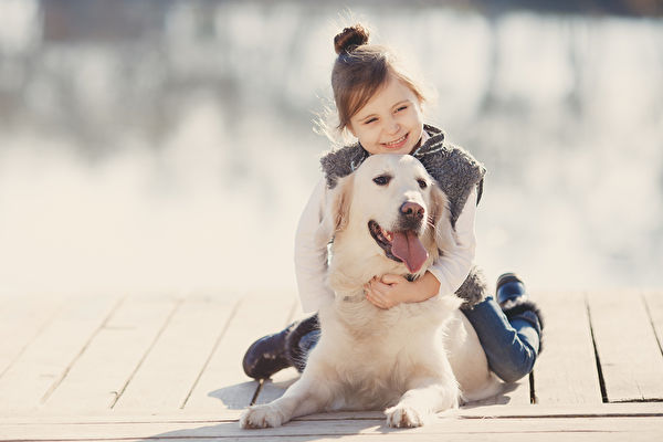 美国女童写信给在天堂的小狗 意外收到回信