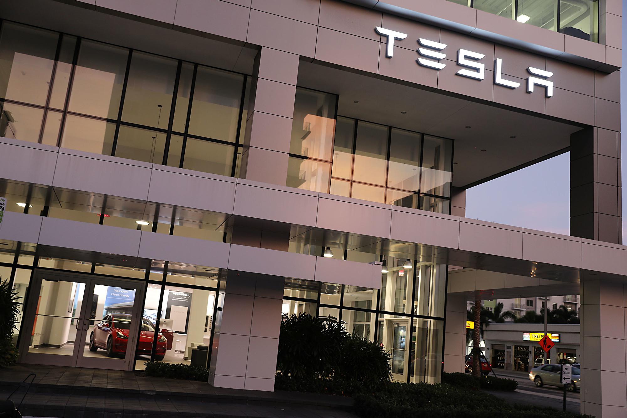 特斯拉Model 3大陸銷量4月暴跌64%