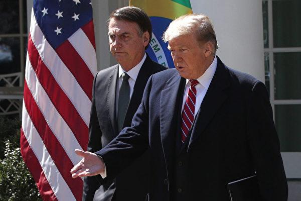 巴西總統兒子指華為從事間諜活動 中共跳腳