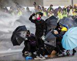 """香港""""勇武派""""用青春与生命守护自由"""