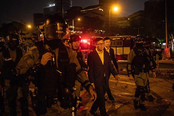 警长涉藏毒被捕 港警接连出事 邓炳强惊恐