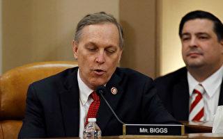 美議員:中共所為如同冷戰敵人和國際逃犯