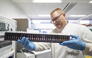 英國下週開始做抗體測試