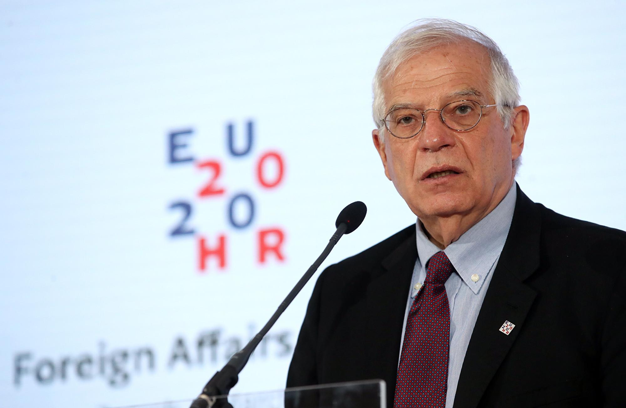 歐盟:中共鎮壓香港將影響全球秩序