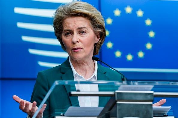 歐盟發起抗疫募資 數十國響應已籌款74億