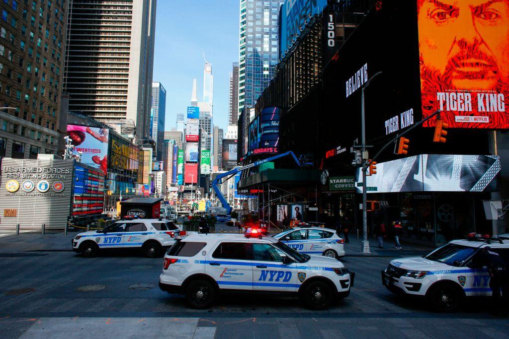 【瘟疫與中共】紐約警局疫情背後的紅色因素