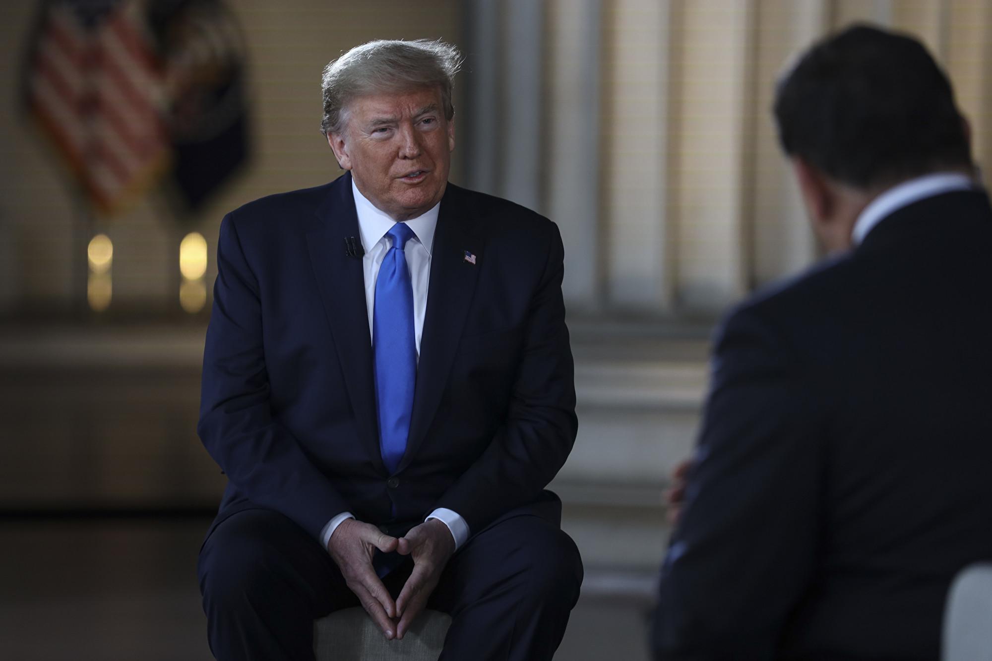 特朗普:1月23日 我是唯一主張對中國封關的人