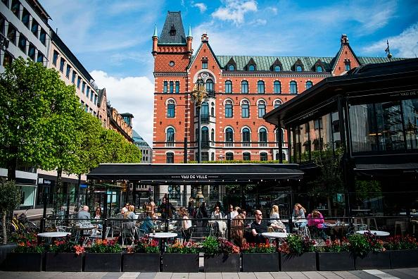 瑞典不封城 防疫模式受關注