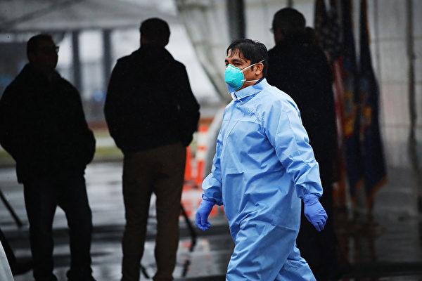 中共病毒患者若复阳,有三种可能性。(Spencer Platt/Getty Images)