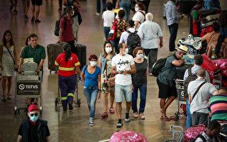 巴西染疫者單日死亡過千 川普考慮旅行禁令