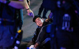 港警濫暴並勒令記者停機下跪 記協譴責