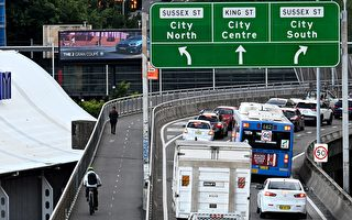 悉尼公交乘客量攀升 社交距离限制恐难遵守