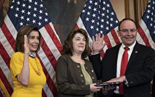 两共和党人加入美众议院 麦卡锡:11月前兆