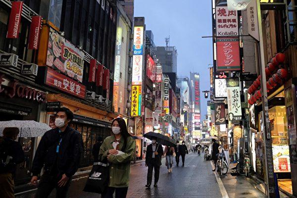 組圖:日本關東地區下週有望解除緊急狀態