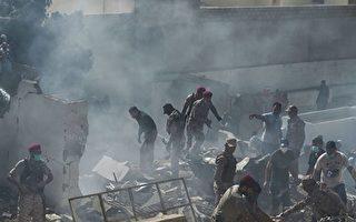 巴基斯坦客机坠毁 已知97人罹难2人生还
