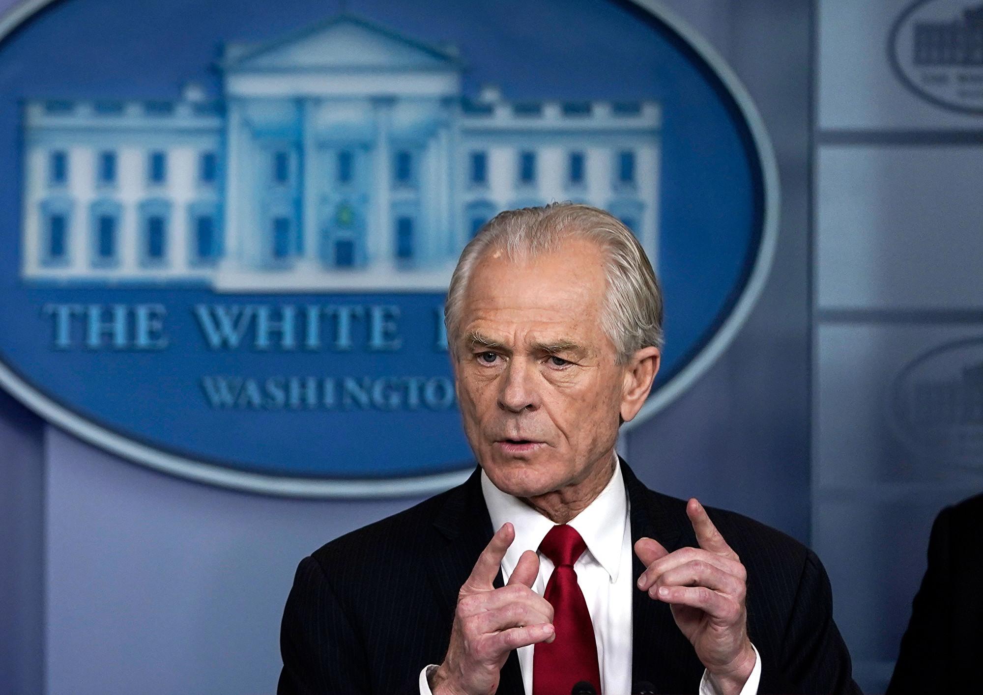 納瓦羅:從未聽到特朗普請習近平助他連任