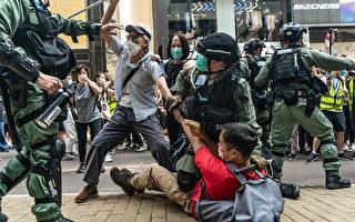 強立惡法激民憤 港實業家:香港贏 中共輸