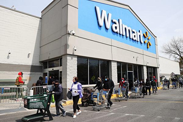 昆士Walmart关门 11员工染疫1死(5/8更新)