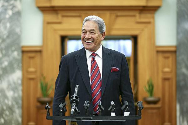 新西蘭外長財長撐台入世衛 中共戰狼外交遭嗆