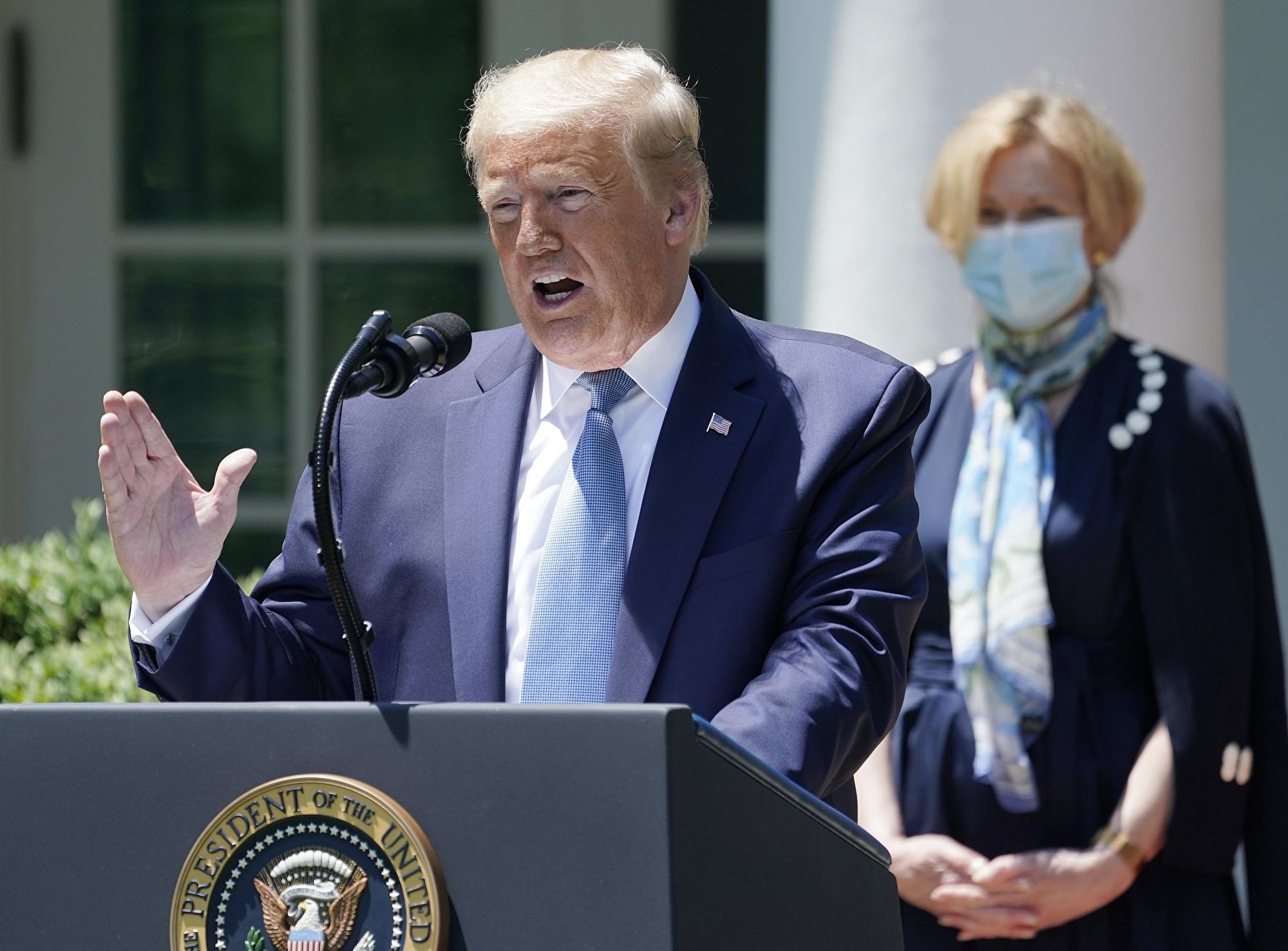 沈舟:白宮報告重新定位對華戰略
