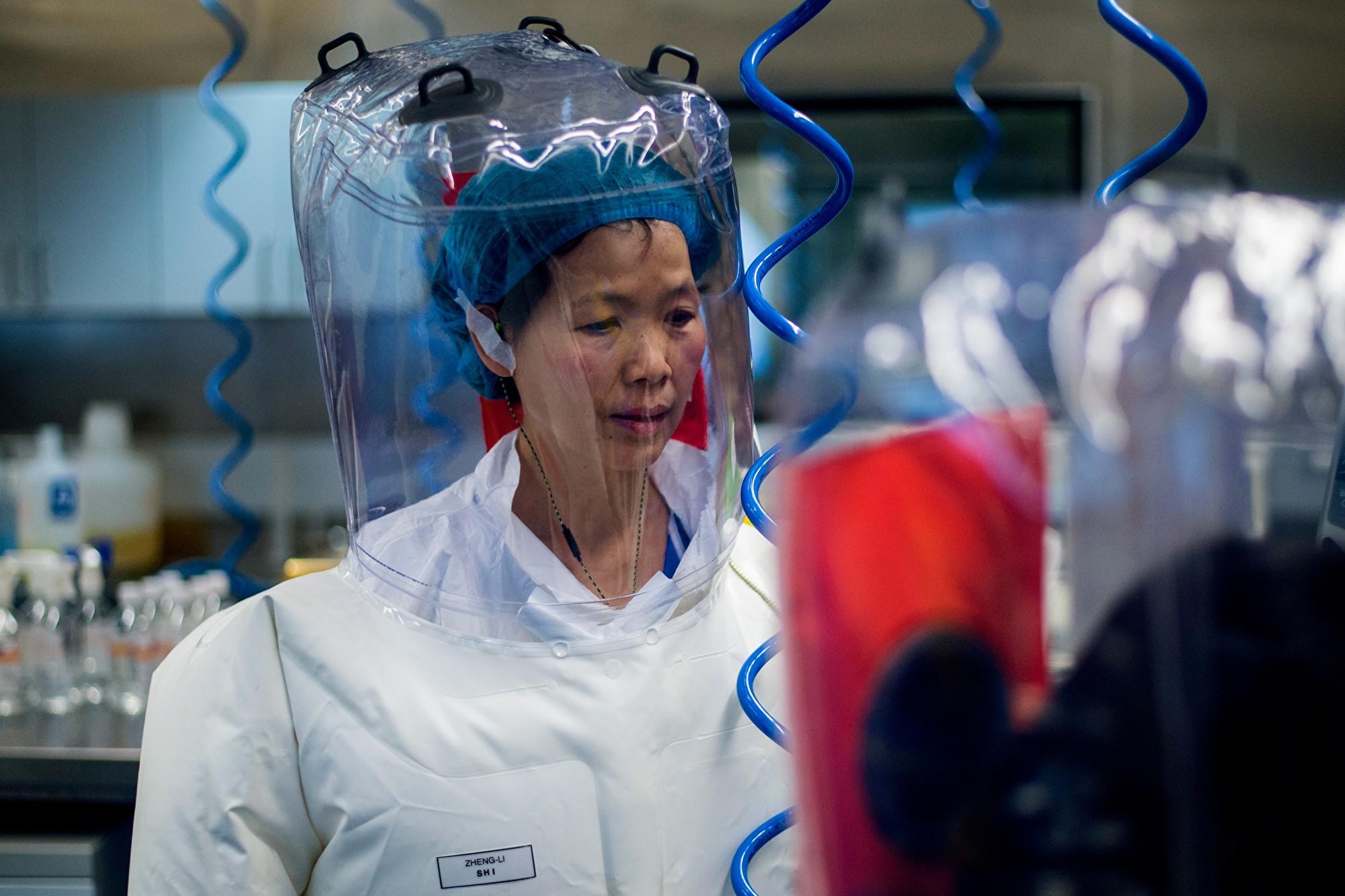 【瘟疫與中共】美國病毒學家染疫 曾訪問武漢病毒所