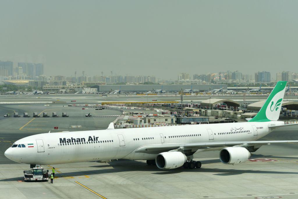 與伊朗馬漢航空合作 上海物流公司遭美國制裁