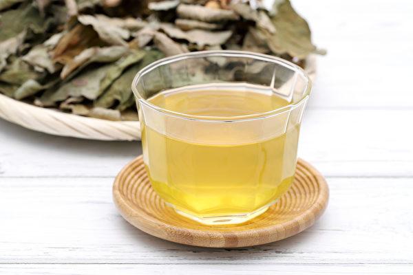 魚腥草獨特的、不太討喜的氣味,源自魚腥草素(癸醯乙醛)。魚腥草素是一種很主要的抗菌成分。(Shutterstock)