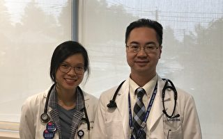 【疫情中的紐約人】兩位一線華人醫生