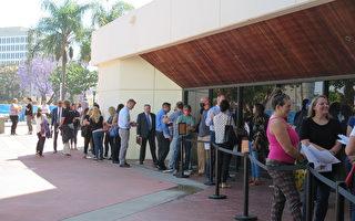 橙县监事会上 口罩令引百位居民发声