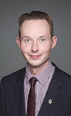 聖亞伯特-愛民頓國會議員Michael Cooper
