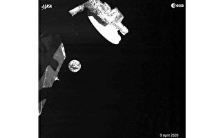 水星飛船結束對地球最後一望