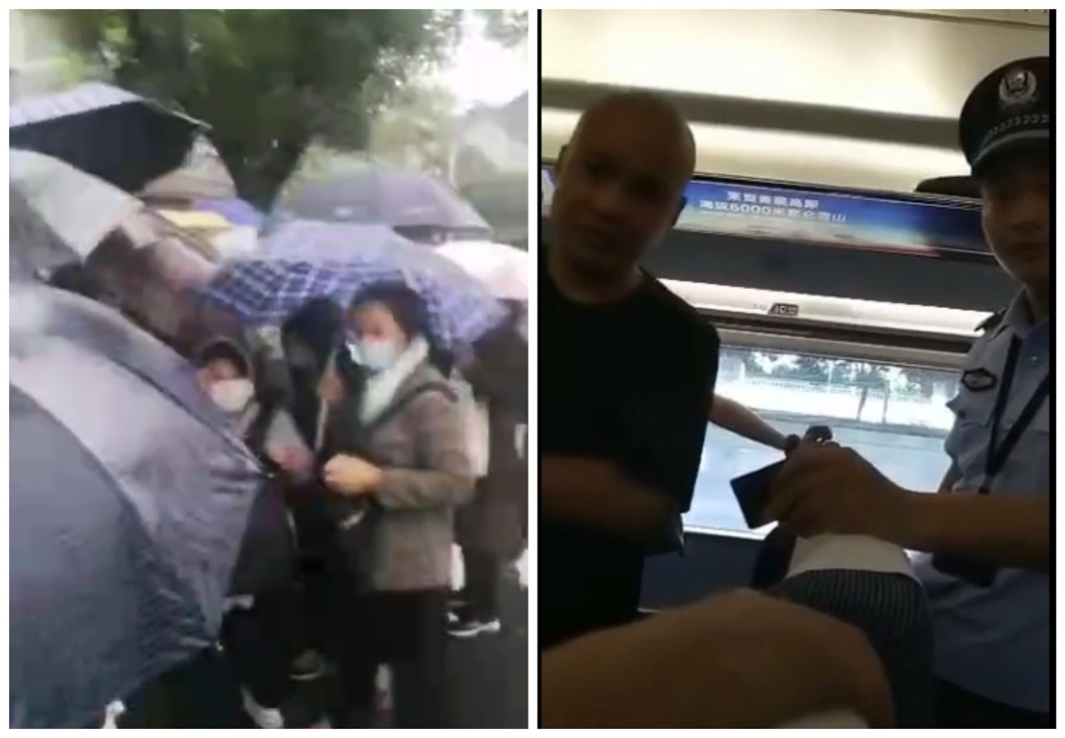 兩會前訪民湧向國家信訪局 各地堵截抓人