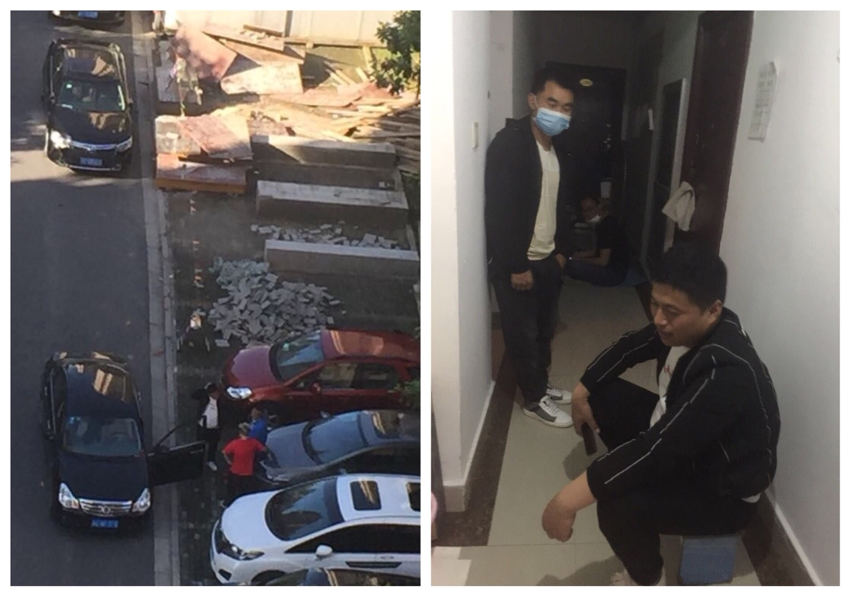 遭當局「穩控」 上海癌症訪民向外求助