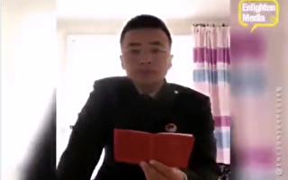 大陆退役军人视频曝无家可归 遭地方政府追捕
