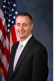 國會議員布萊恩・菲茨派翠克(Brian Fitzpatrick)(國會議員官方照片)