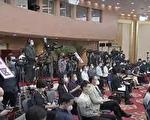 程曉容:開局閉幕遇窘境 兩會黯然收場