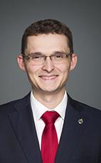 卡加利Shepard選區國會議員Tom Kmiec