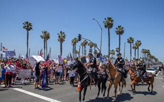 加州34位市长拍短片 呼吁重开橙县