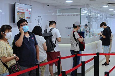 香港很多换汇店面已经没有美元可换